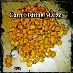 Flavored Carp Fishing Maize
