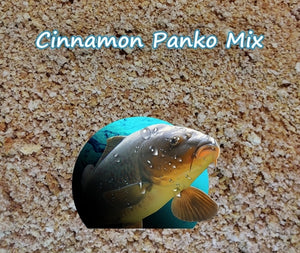 Cinnamon Flavored Panko 2 Pounds - Binder Included