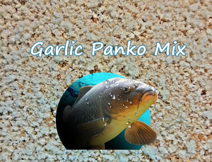Garlic Flavored Panko 2 Pounds - Binder Included
