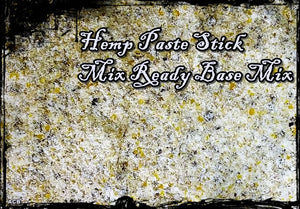 1 Kilo Hemp Paste Stick Mix Ready Base Mix