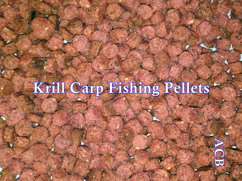 Krill Carp Fishing Pellets-Pellets For Carp Fishing