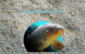 Oatmeal Flavored Panko 2 Pounds - Binder Included