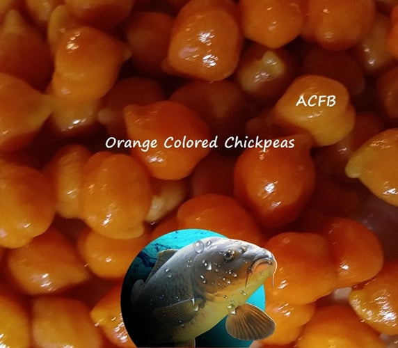 Almond Flavored Carp Fishing Chickpeas 5 Ounces