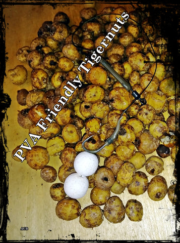 Prepared PVA Friendly Tigernuts 1 Pound