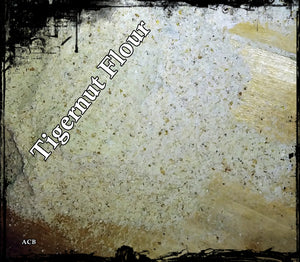 Tigernut Flour 1-Kilo (2.2 Pounds)