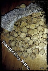 Tigernut Sinking Carp Fishing Pellets