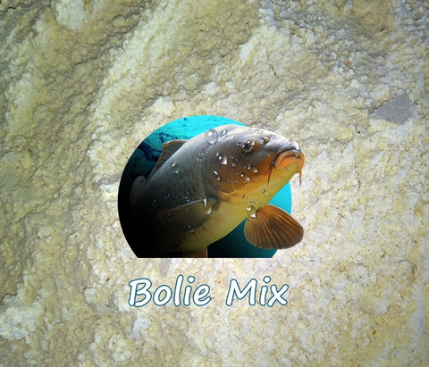 Carp Fishing Sweet Hemp Bolie Mix 2 Pounds