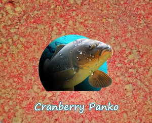 Cranberry Flavored Panko 2 Pounds - Binder Included