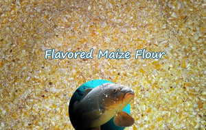 Salted-Flavored Corn Maize Flour For Bait Making 2 Pounds