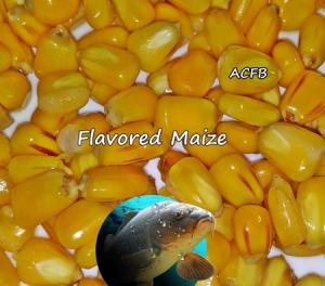Tangerine Flavored Carp Fishing Maize 5 Ounces