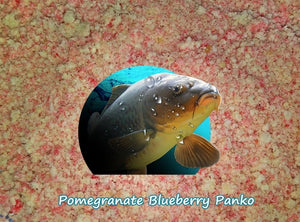 Pomegranate Blueberry Flavored Panko 2 Pounds - Binder Included