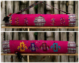 Magenta Yoga Mat Bag