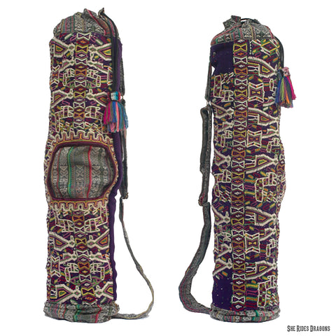 Multi-Color Yoga Mat Bag