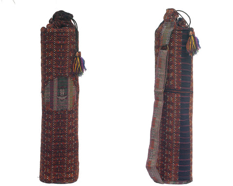 Brown Yoga Mat Bag