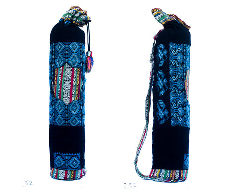 Blue Bird Yoga Mat Bag