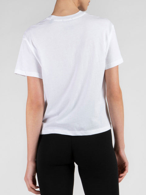 ATM CLASSIC JERSEY BOY TEE - White
