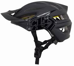 Troy Lee Designs A2 MIPS Helmet - Decoy Black