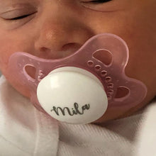 MAM Personalized Pacifier (Pink) 0-6