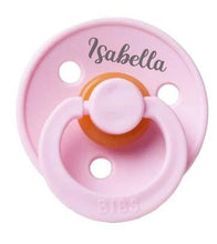 BIBS Personalized Pacifier (Pink)