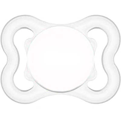 MAM Personalized Pacifier (Clear Mini Air) 0-6