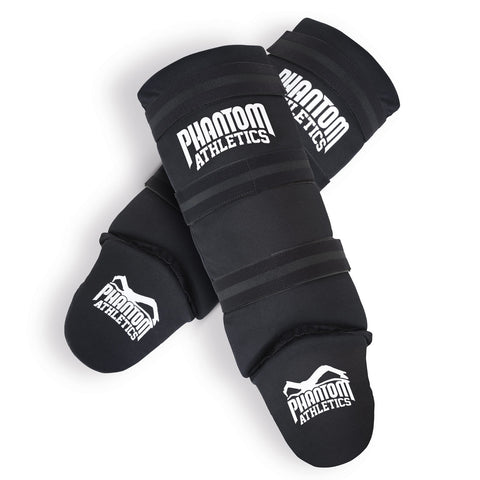 "Phantom Athletics Shinguards ""Impact Basic"" - Black"