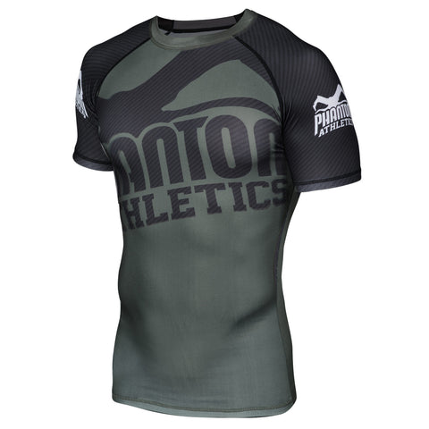 "Phantom Athletics Rashguard ""Supporter"" - Shortsleeve"