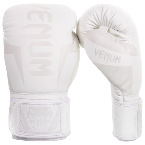 "Venum Boxing Gloves ""Elite"" - White"