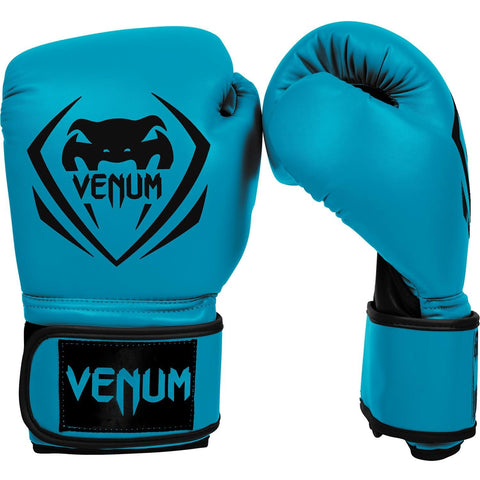 "Venum Boxing Gloves ""Contender"" - Blue"