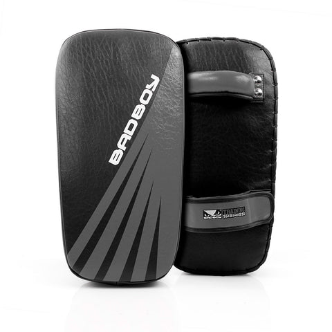 "Bad Boy Thai Pads ""Training Series Impact"" - Black/Gray"