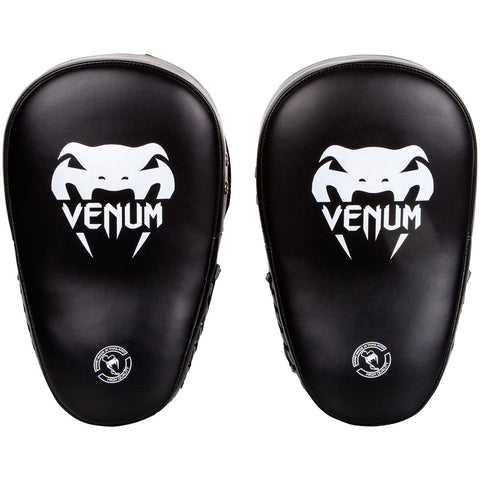 "Venum Big Focus Pads ""Elite"" - Black/White"