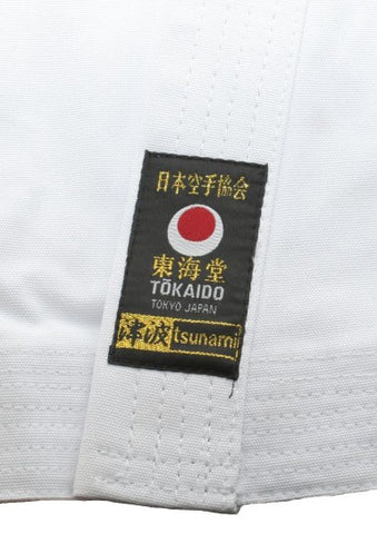 Karategi TOKAIDO TSUNAMI GOLD 14oz