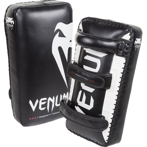 "Venum Kick Pads ""Giant"" - Black/Ice"
