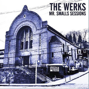 """Mr. Smalls Sessions"" CD"