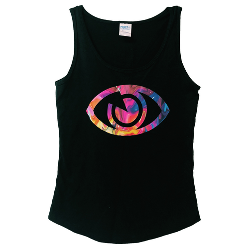'Wide Awake' Tank Top