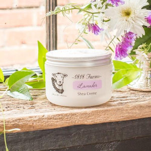 1818 Farms Shea Creme 8 oz