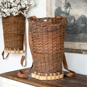 Willow Picking Basket