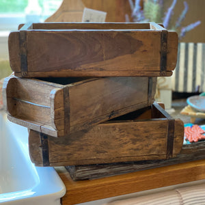Wooden Brick Mold