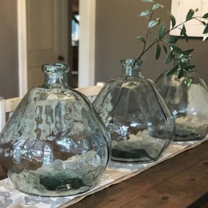 Glass Balloon Vase Collection