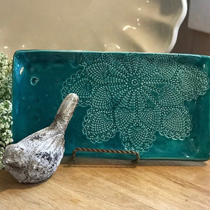 Ceramic Rectangle Platter