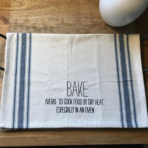 Bake Tea Towel