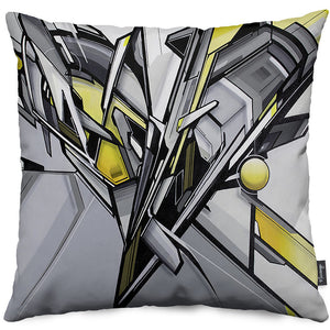 VORTOILE Throw Pillow