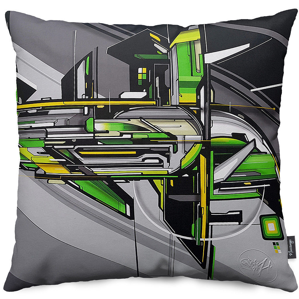 OZARII SQUARE Throw Pillow