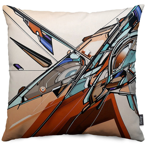 SWOI Throw Pillow