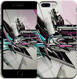MIRRORBEL iPhone Case