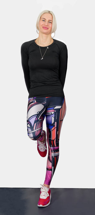 'OPHIR' Leggings