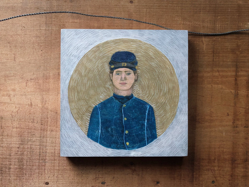 Union Soldier Portrait