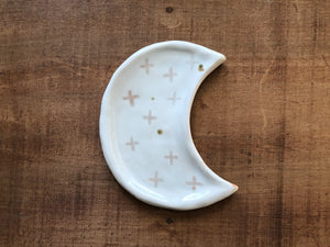 Moon Dish - Swiss Cross