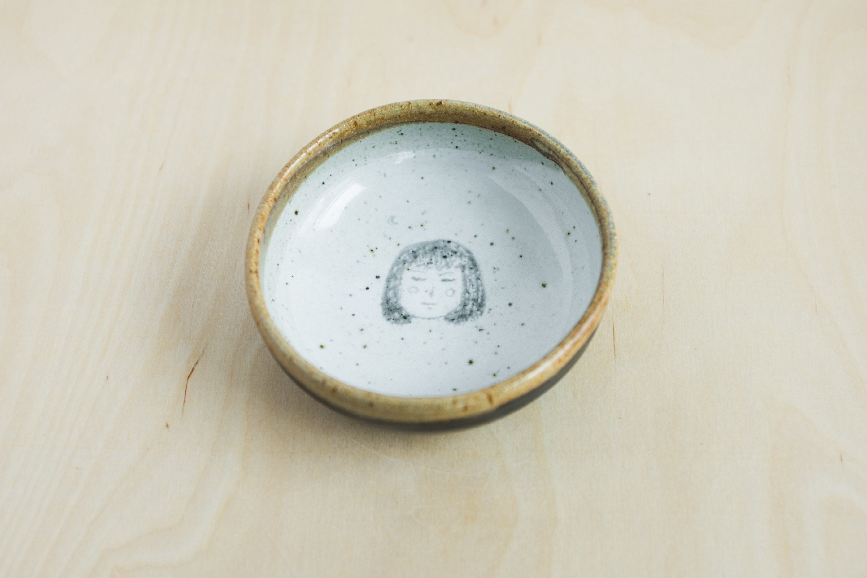 Ghost Girl, Small Bowl
