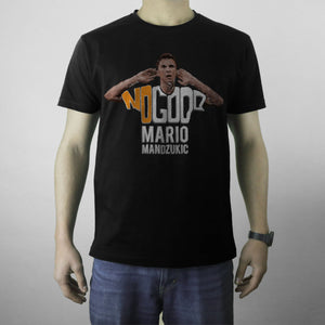 "Super Mario Mandzukic ""NO GOOD"" T-Shirt"