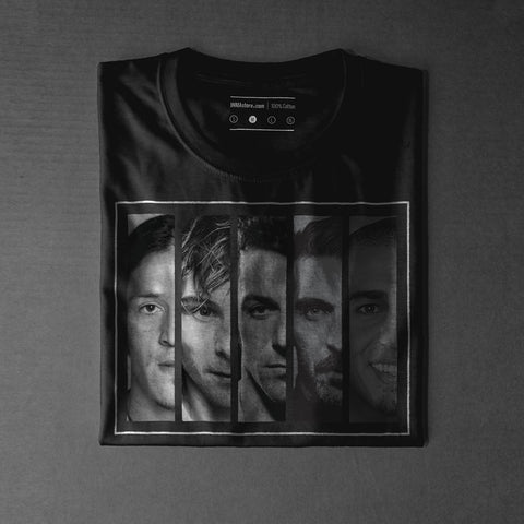 The 5 Faithful Per La Juve T-Shirt - JNMA Store